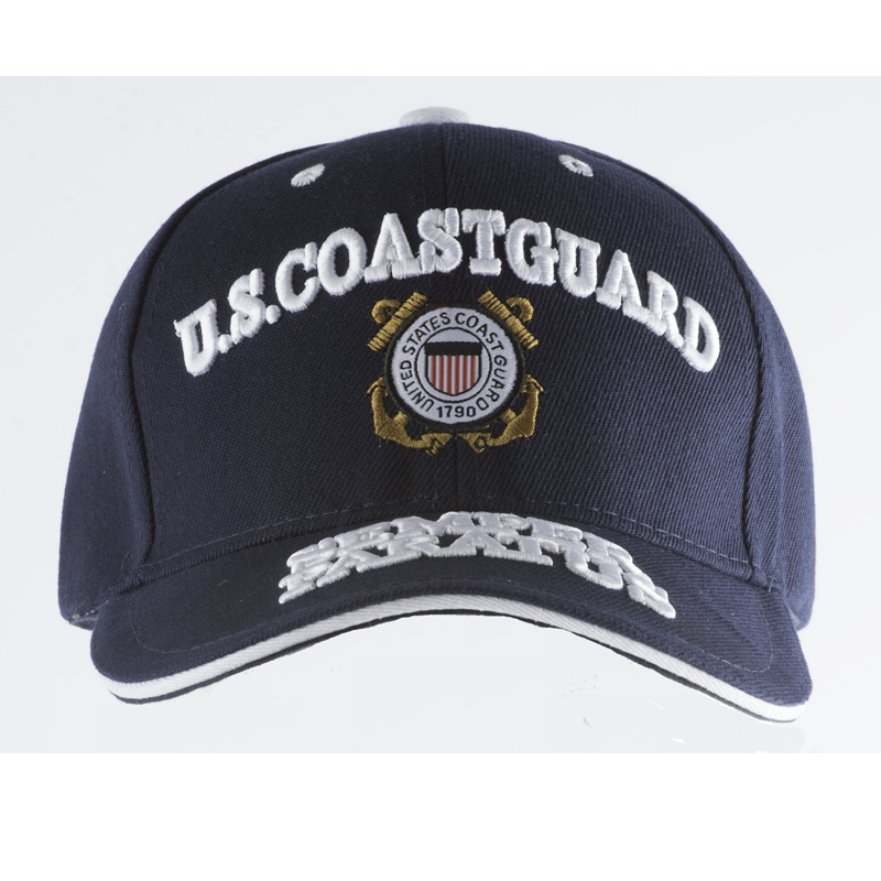 Caps Coast Guard 3dmilitarywear