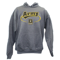 Banner Hoodie - Army