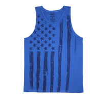 MADE IN USA Flag Tank - Air Force