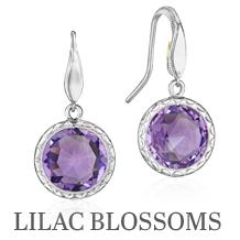 Fashion Jewelry Lilac Blossms