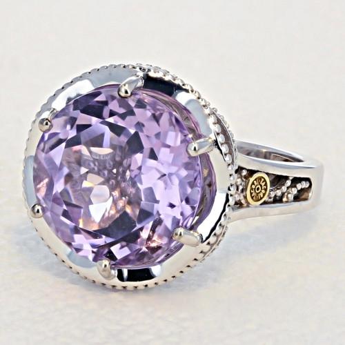 Tacori Lilac Blossoms Fashion Ring (SR12313)
