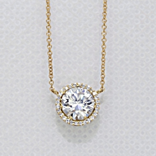 Tacori Encore Fashion Necklace (FP6707Y)