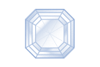 Asscher Diamond Shape