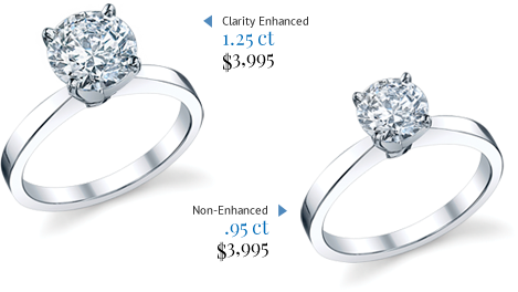 Yehuda Diamonds are totally natural and come from the same diamond mines as all other diamonds.