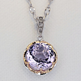 Tacori Lilac Blossoms Fashion Necklace (SN104P13)