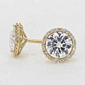 Tacori Encore Fashion Earrings (FE6707Y)