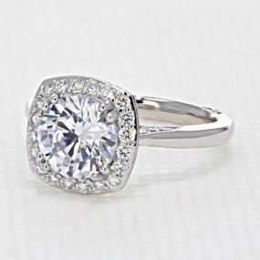 Tacori RoyalT Engagement Ring (HT2651CU8)