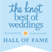 The knot hall of fame award