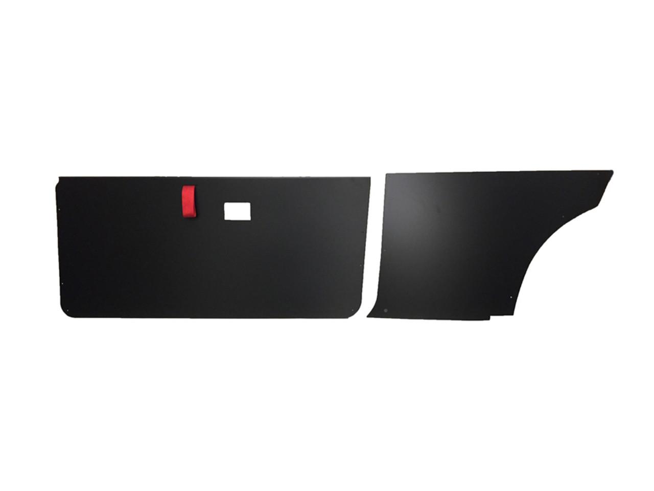 E30 V3 Coupe Door Rear Quarters Panels Set Of 4 Mkah
