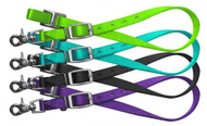 Showman ® Nylon wither strap.