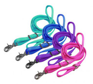 Showman ® Pony/Youth 6ft nylon contest reins.