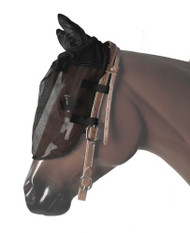 Easy Ride Fly Mask with Ears.