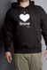Snow Sugar I 'Heart' Snow Men's Hoodie