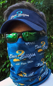 Bass2Billfish Hoo-Rag Multi-Logo