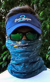 Bass2Billfish Hoo-Rag Single-Logo