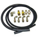 Power Steering Hose Kit-Remote Reservoir
