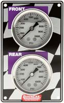 QuickCar Brake Gauges Vertical