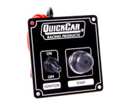 QuickCar Ignition Control Panel Black 1