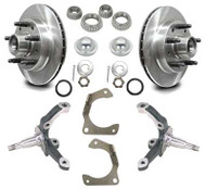 Hybrid Brake Rotor Complete Kit