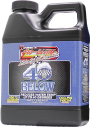 40 BELOW RADIATOR TREATMENT/COOLANT - CASE