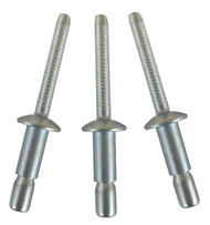 "1/4"" High Strength Rivets 25ct."