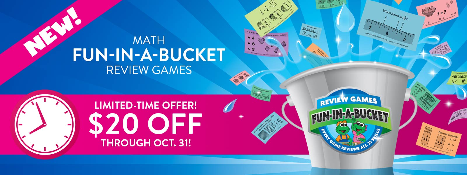 Fun-In-A-Bucket Special