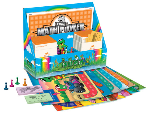 Learning Center Games - Math Power Set Level A
