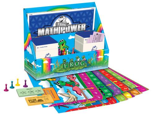 Learning Center Games - Math Power Set Level B