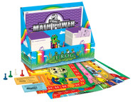 Learning Center Games - Math Power Set Level E