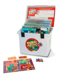 PA-636 Family Fun-Pack Game Set - Level C Reading (readability 3.0-4.5)