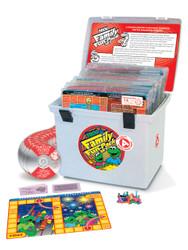PA-834 Family Fun Pack Game Set - En Español & English, Level A Reading (plus 24 audio CDs)