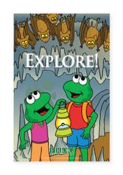 "CP-706 11""x17"" Classroom Poster - ""Explore"""