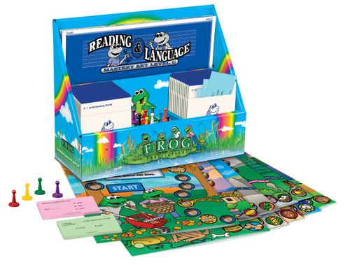Learning Center Games - Reading and Language Set Level C