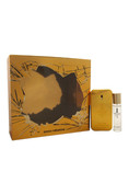 1 Million Paco Rabanne 2 pc Gift Set Men 1.7oz EDT Spray  0.51oz EDT Travel Spray M-GS-3008
