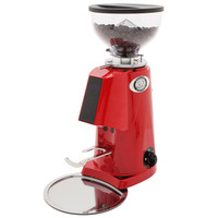 Fiorenzato F4E Coffee Grinder Red