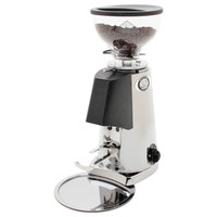 Chrome Fiorenzato F4V2 Electronic Coffee Grinder