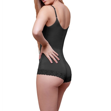 Diana Bodysuit Black