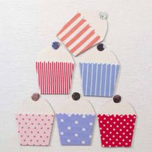 Tinch Studio Magnets - Cupcake Half-dozen