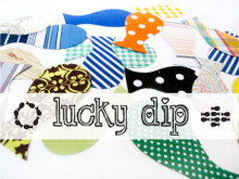 Tinch Studio Magnets - Lucky Dip Fish