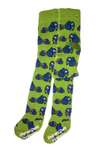 Slugs & Snails Tights - Trunk
