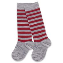 Lamington Merino Socks - Jack Frost [PRICED FROM 15.90] (ONLY NB-3MTHS LEFT)