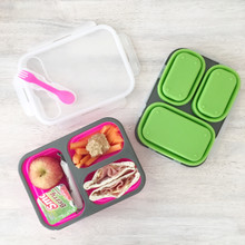 Haakaa Collapsible Lunchbox [VARIOUS COLOURS AVAILABLE]