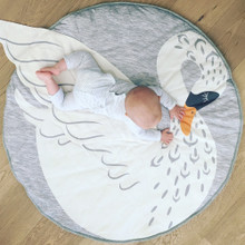 Mister Fly Swan Playmat (OUT OF STOCK)
