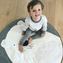 Mister Fly Playmat - Polar Bear