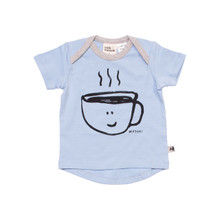 Milk & Masuki Short Sleeve Tee - I Need Coffee