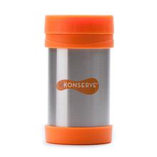 Kids Konserve - Insulated Food Jar (470ml) - Orange