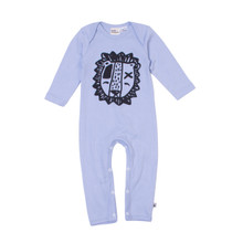 Milk & Masuki Full Body Button All - Lion (ONLY SIZE 6-12M & 1 YEAR LEFT)