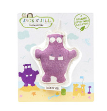 Jack and Jill Tooth Keeper - Hippo