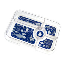 Yumbox Tapas EXTRA Tray - 5 Compartments Bon Appetit