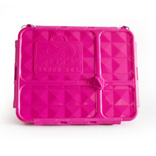 Go Green Lunch Box - Medium Pink